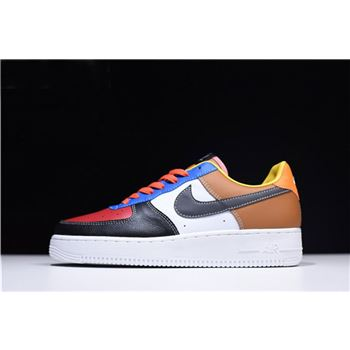 The Shoe Surgeon x Nike Air Force 1 Low What the Scrap For Sale