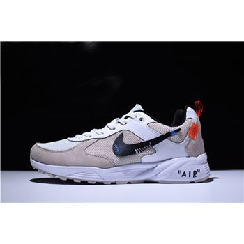 Off-White x Nike Air Icarus Extra QS Trainers White-Sail 819860-100