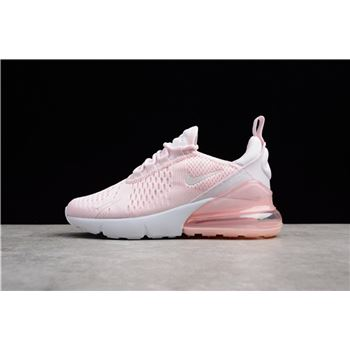 Cheap Nike Air Max 270 Pink White AH8050-600 Women's Size Shoes