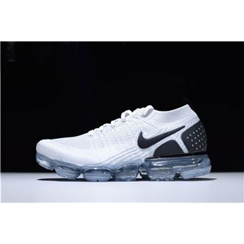 Nike Air VaporMax Flyknit 2.0 Reverse Orca White Black 942842-103