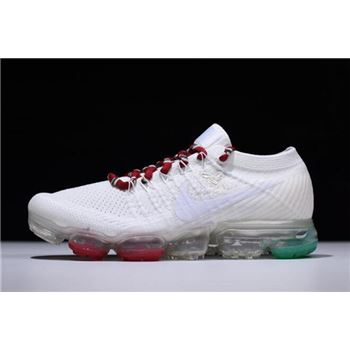 Nike Air VaporMax Flyknit White/Sail-Light Bone AB3381-100