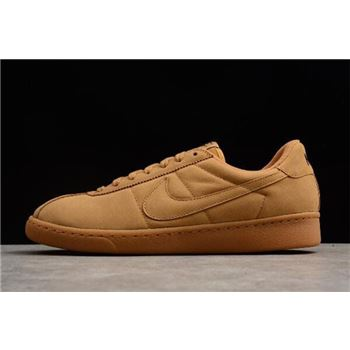 Nike Bruin QS Leather Wheat Yellow/Barley Yellow 842956-108