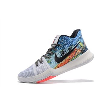 Kyrie Irving Nike Kyrie 3 All-Star Multi-Color Men's Basketball Shoes