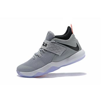 Nike LeBron Ambassador 10 Wolf Grey AH7580-002 On Sale