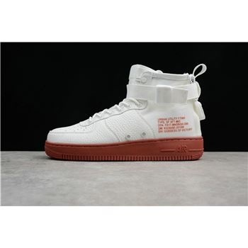 Men's Nike SF-AF1 Mid Mars Stone Ivory/Mars Stone 917753-100 For Sale