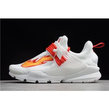 Nike Sock Dart SP Flame Men's and Women's Size 819686-800