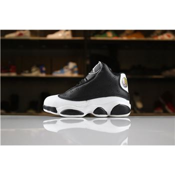 Kid's Air Jordan 13 Love & Respect Black For Sale