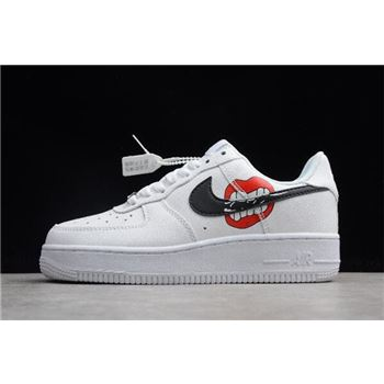 Nike Air Force 1 Low White/Black-Red AO3620-108